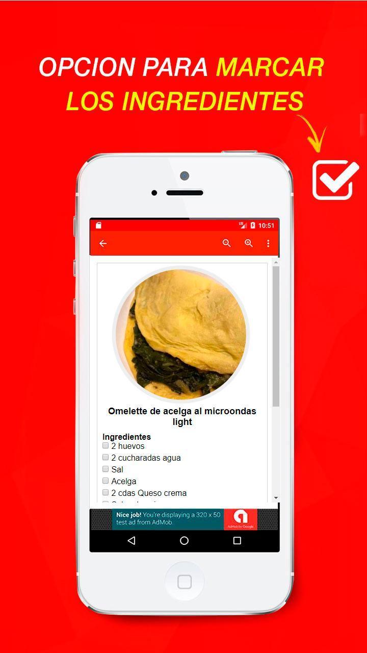 Recetas De Acelgas For Android Apk Download