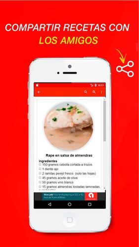 Download Recetas De Rape Latest 110 Android Apk