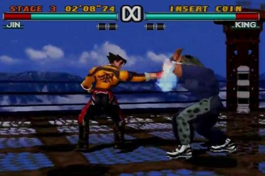 Tekken 3 : Walkthrough poster