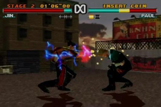Tekken 3 : Walkthrough screenshot 1