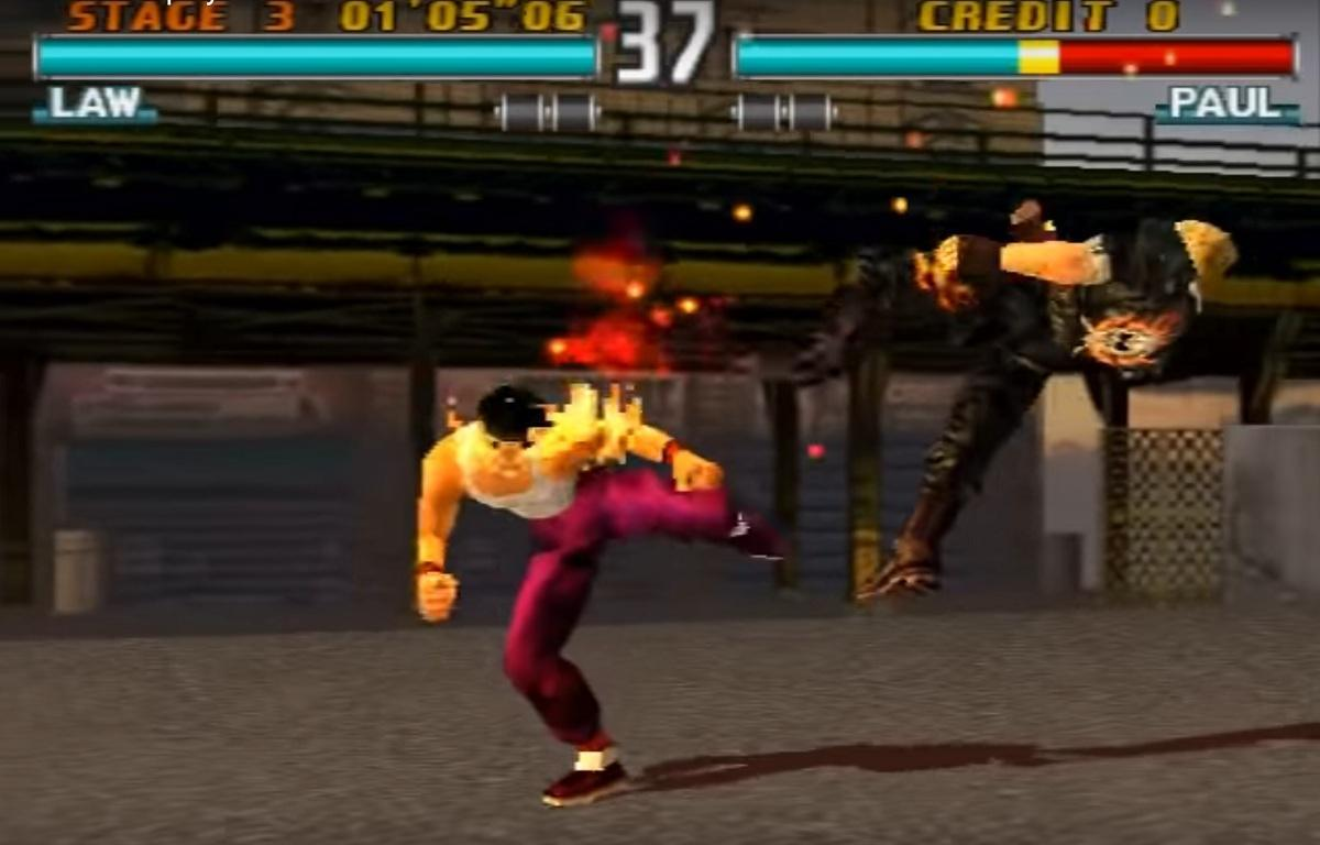 Ps Tekken 3 Mobile Fight Tips Game For Android Apk Download