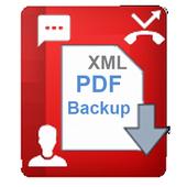 E2PDF - Backup Restore SMS,Call,Contact,TrueCaller