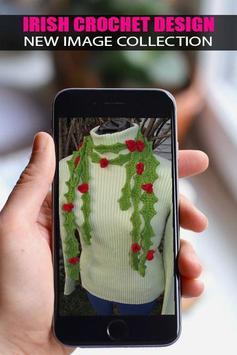 🧶Irish Crochet Design🧶 screenshot 1