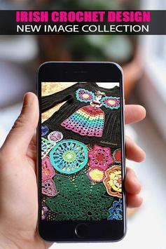🧶Irish Crochet Design🧶 screenshot 2