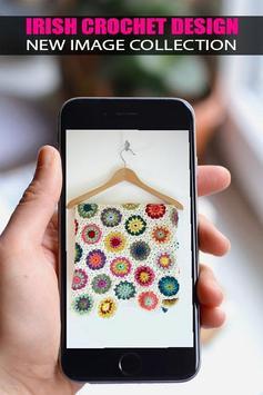 🧶Irish Crochet Design🧶 screenshot 4