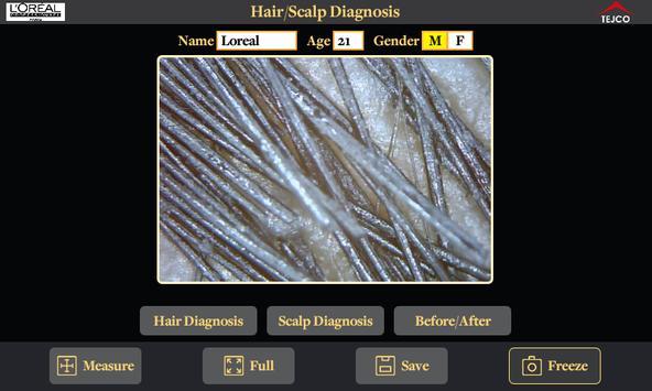 HairCheck screenshot 1