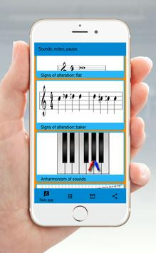 Music theory   Musical notations screenshot 2