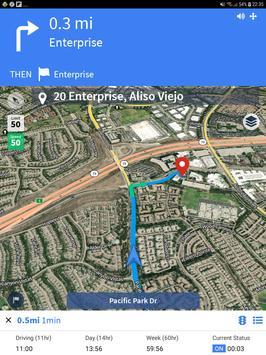 Navigation by Verizon Connect screenshot 11