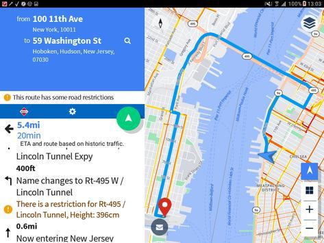 Navigation by Verizon Connect screenshot 12