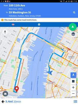 Navigation by Verizon Connect screenshot 13