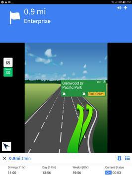 Navigation by Verizon Connect screenshot 3