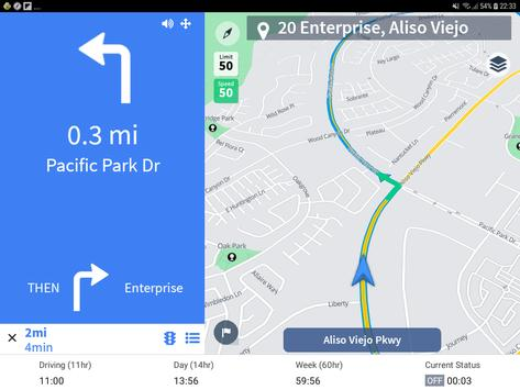 Navigation by Verizon Connect screenshot 8