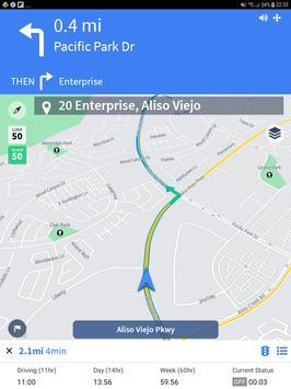 Navigation by Verizon Connect screenshot 9