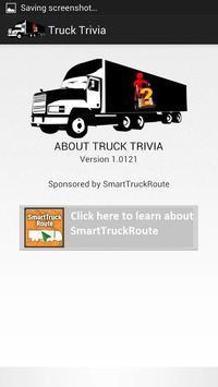 Truck Trivia for better routes screenshot 2