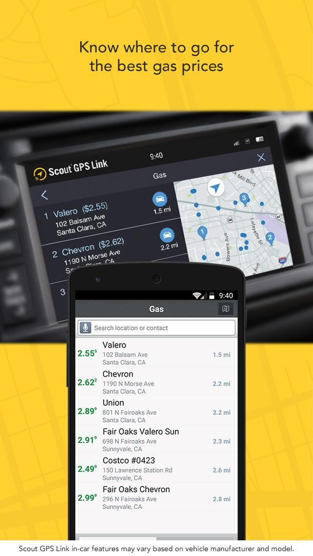 Scout GPS Link for Android - APK Download