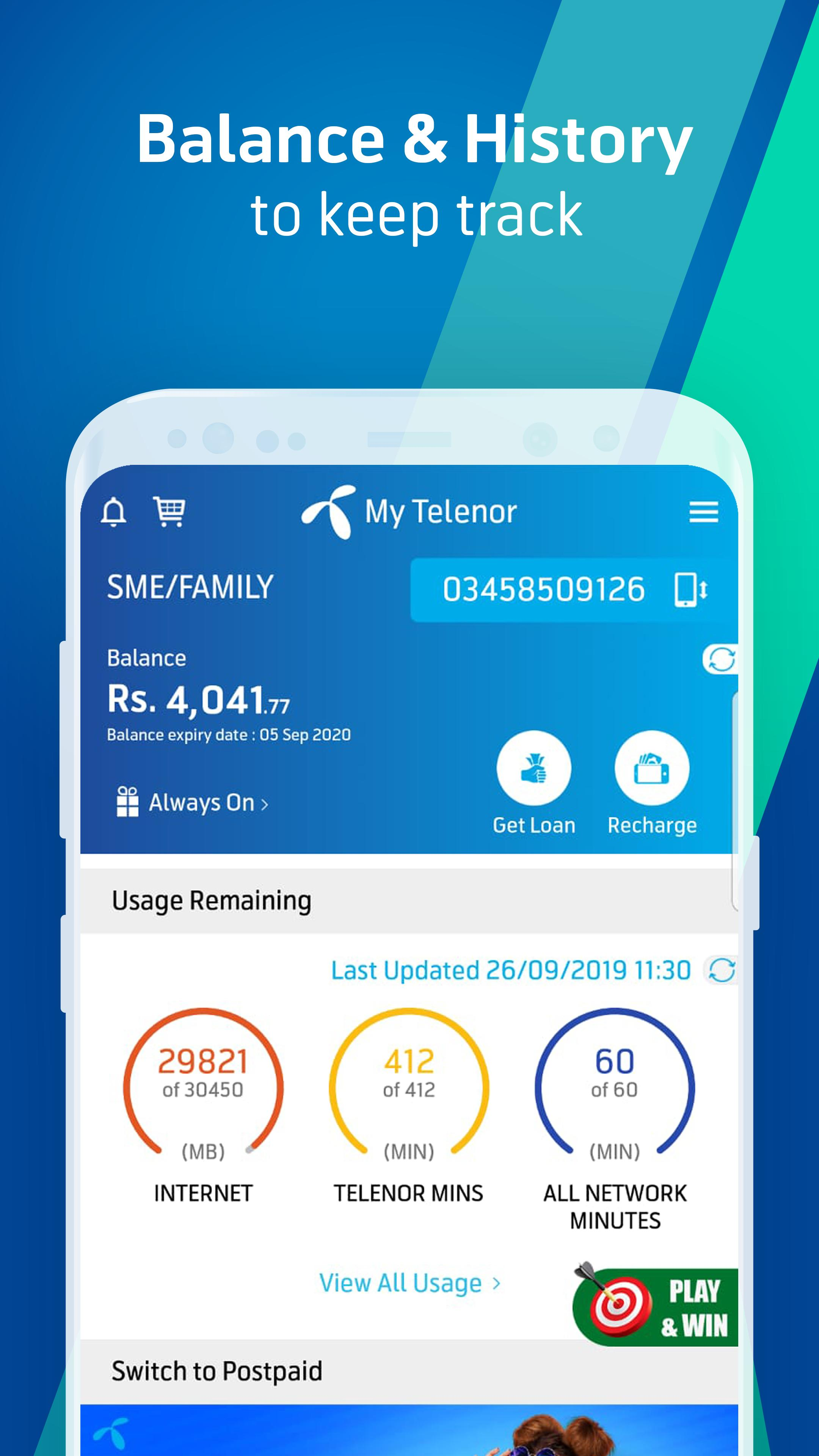 My Telenor For Android Apk Download