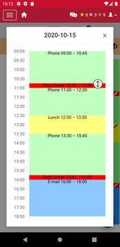 Calabrio Teleopti WFM screenshot 3
