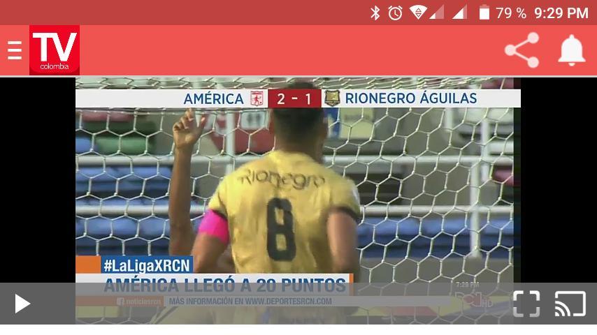 TV de Colombia en Vivo for Android - APK Download