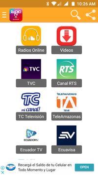 TV Ecuador en Vivo poster