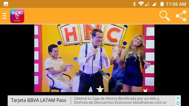 TV Ecuador en Vivo screenshot 2