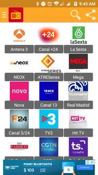 TV en Directo de España - TV España Gratis poster