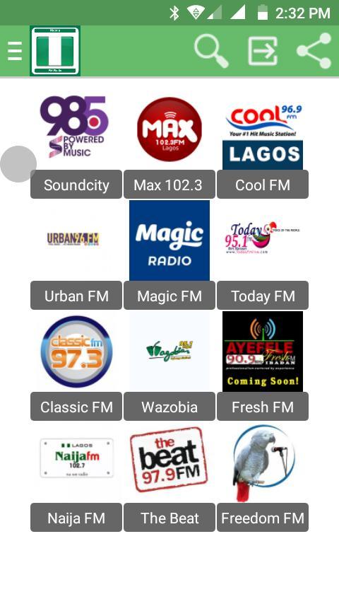 Radio Nigeria - Radio FM, AM, Watch TV Online for Android - APK Download