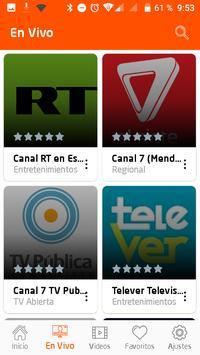TV Mexico - TV en Vivo de Mexico y America Latina screenshot 2
