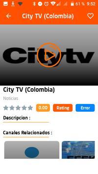 TV Colombia - TV en Vivo las 24 Horas screenshot 1