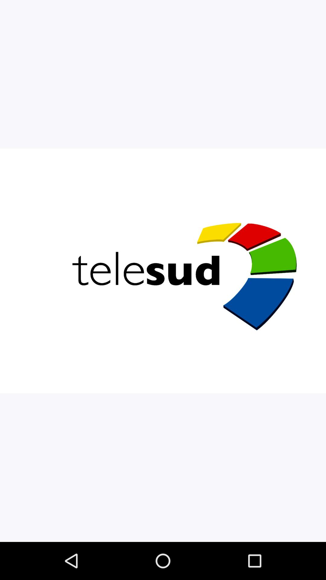 TELESUD poster