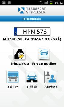 Mina fordon screenshot 2