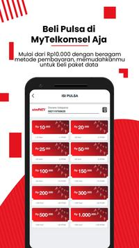MyTelkomsel スクリーンショット 3