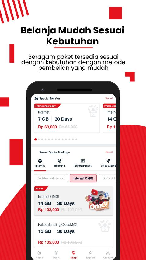 Mytelkomsel For Android Apk Download