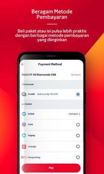 MyTelkomsel स्क्रीनशॉट 6