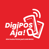 ikon Digipos Aja! Pulsa, Data & Digital Telkomsel