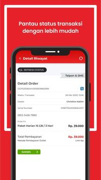 Digipos Aja! Pulsa, Data & Digital Telkomsel screenshot 6