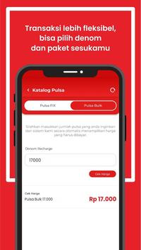 Digipos Aja! Pulsa, Data & Digital Telkomsel screenshot 3