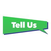 TellUs - The Feedback App icon