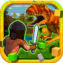 APK RaptorCraft 3D: Survival Craft ► Dangerous Worlds