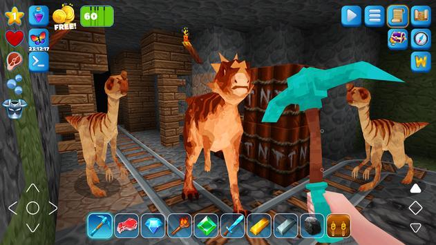 5 Schermata RaptorCraft
