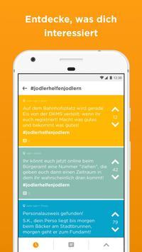 Jodel Screenshot 4