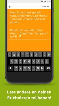Jodel Screenshot 3