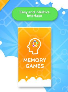 Train your Brain - Memory Games screenshot 13