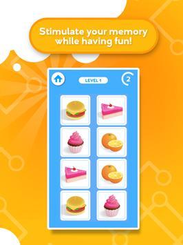 Train your Brain - Memory Games screenshot 10