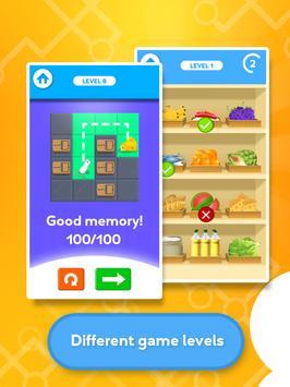 Train your Brain - Memory Games screenshot 11