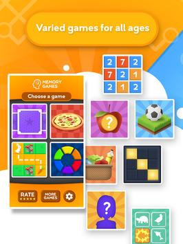 Train your Brain - Memory Games screenshot 2