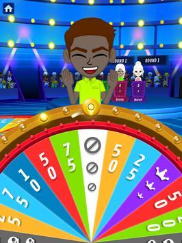 Wheel of Fame screenshot 1