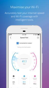Telstra Home Dashboard™ screenshot 1