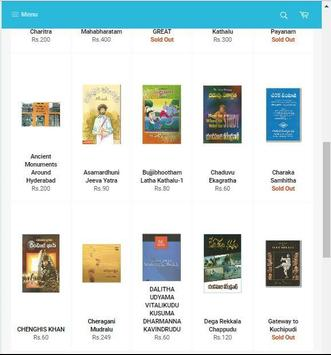 TeluguBooks screenshot 10