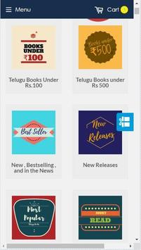 TeluguBooks screenshot 1