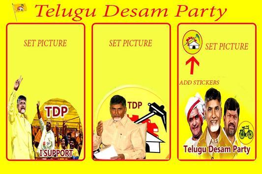 TDP DP Maker poster